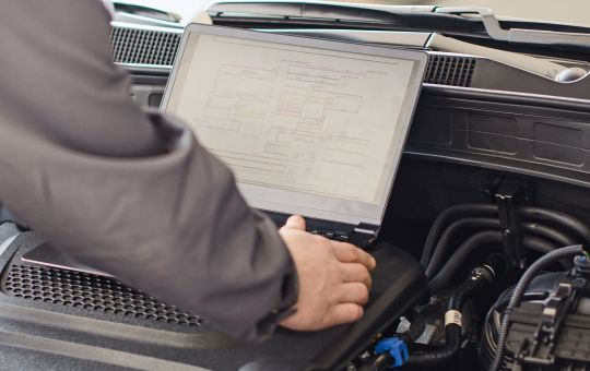 Auto Electrical Fault Diagnosis and Repair